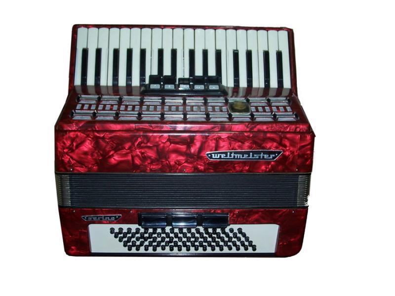 Прокат баянов и аккордеонов