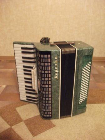 """продам аккордеон """"Берёзка"""""""