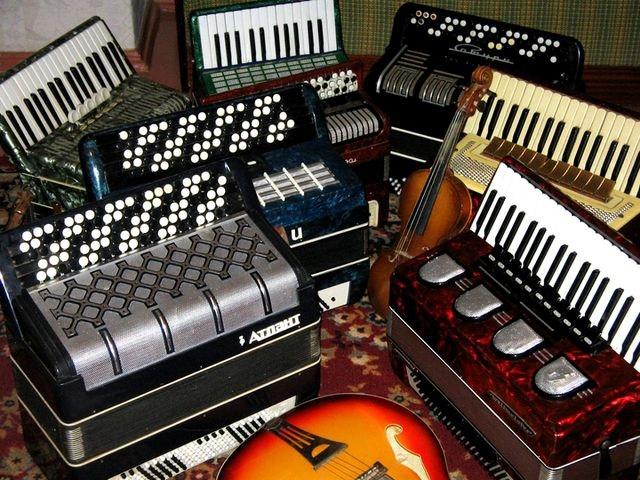 Ремонт и реставрация музыкальных инструментов