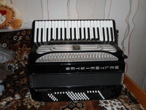 аккордеон WELTMEISTER S4 готово-выборный