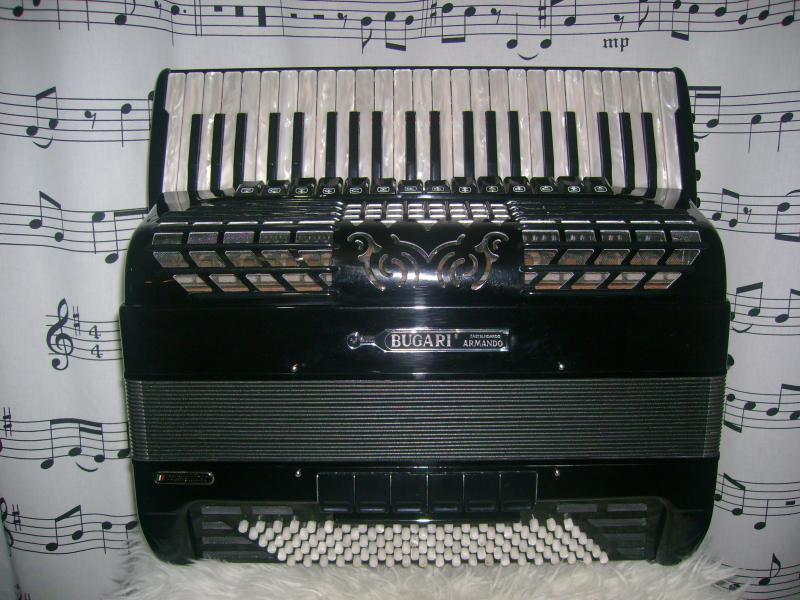 аккордеон BUGARI ARMANDO  289/ARS/C продается