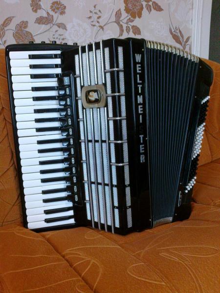 аккордеон Weltmeister S5
