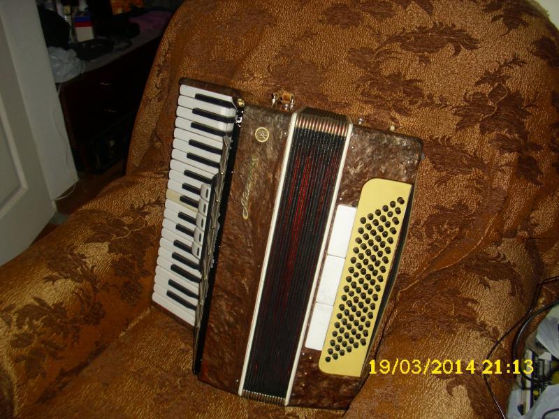 продаётся аккордеон