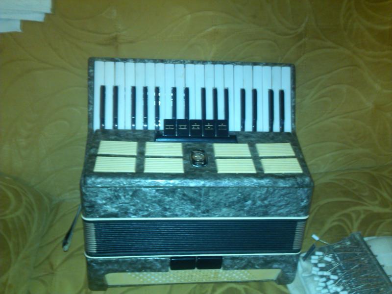 аккордеон Сибирь
