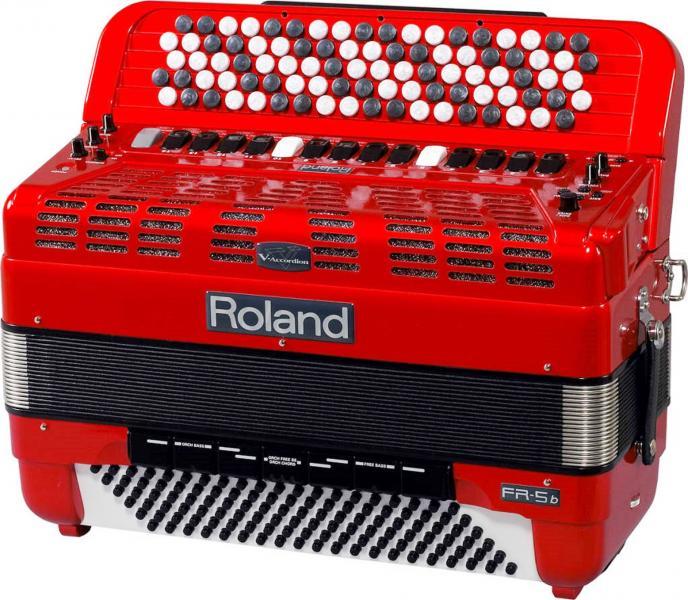Продам электронный баян Roland Fr 5b
