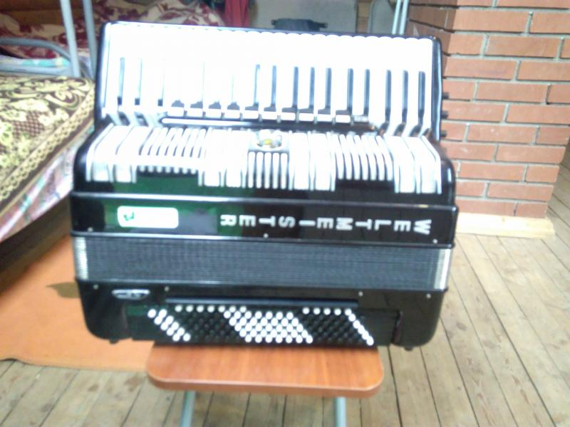 аккордеон weltmeister s4