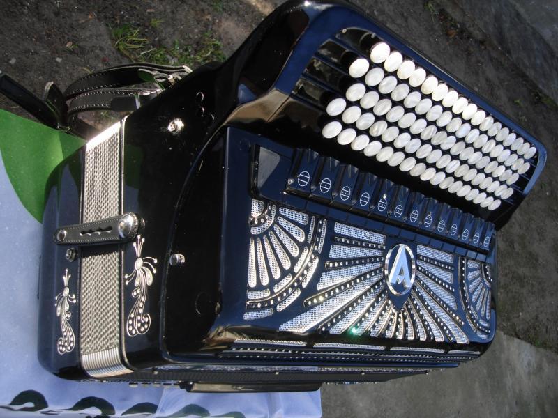 Итальянский баян- Accordiola Jazzmaster.