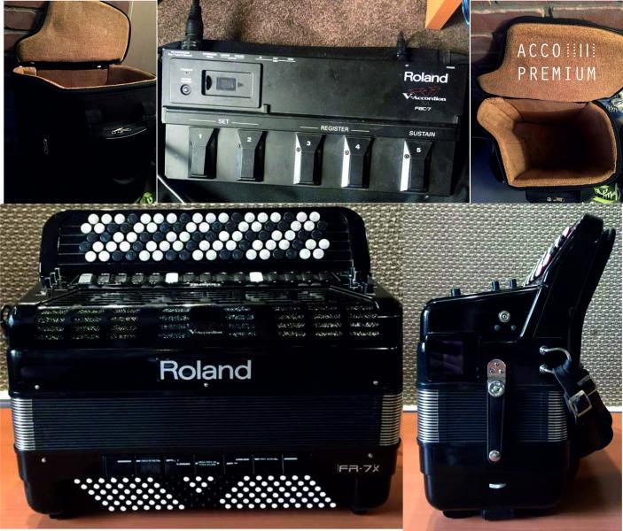 Roland FR7xb