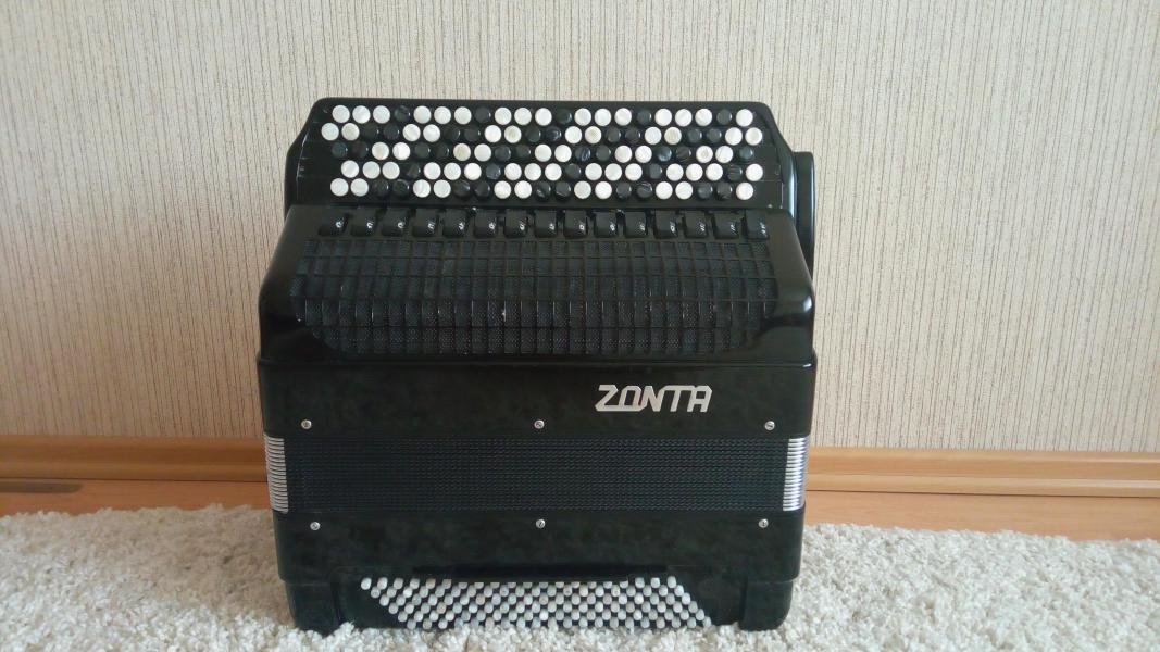 Продам баян Zonta