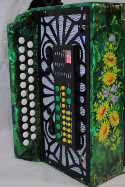 Уникальная миди система для баяна,аккордеона,гармони.