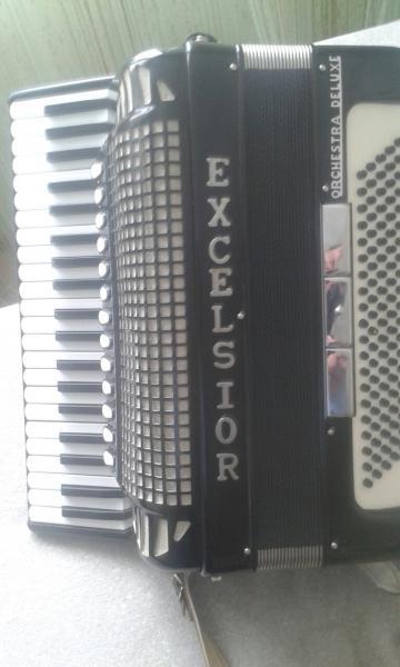 Аккордеон excelsior 302m