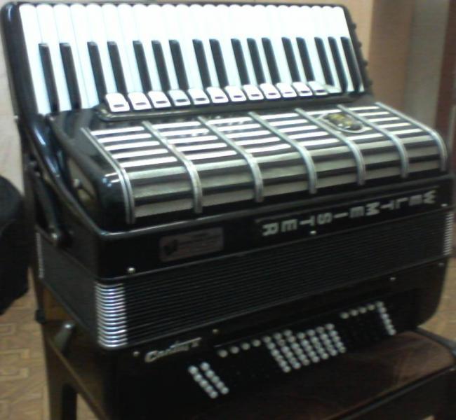 Продам готово-выборный аккордеон Weltmeister